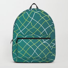 Squiggly Lines Backpack