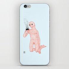 And Still It Burns iPhone & iPod Skin