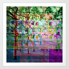 Suggest sequence successions, succinctly. Art Print