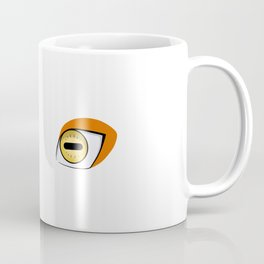 Sage Mode Eyes Coffee Mug