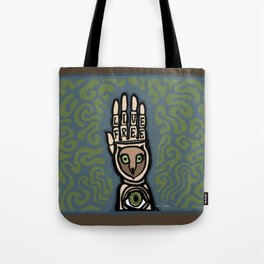 In Celebration of Freehand Tote Bag