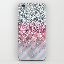 Blendeds V CL-Glitterest iPhone Skin