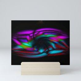 Quad magicae oculus Mini Art Print