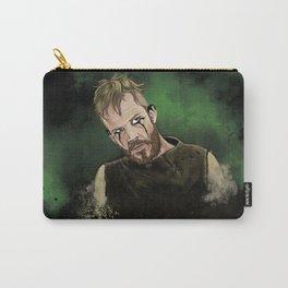 Floki, Digital Portrait Carry-All Pouch