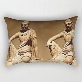 China Antiquities #14 Rectangular Pillow