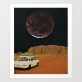 Australiana Art Print
