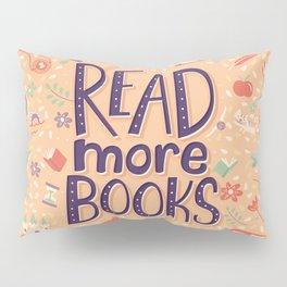 Read more books Pillow Sham