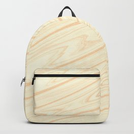 Basswood Surface Texture Backpack