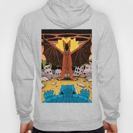 Kaiju Battle! Hoody