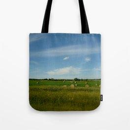 Summertime in WaterValley Tote Bag