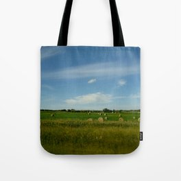 Summertime in WaterValley Tote Bag