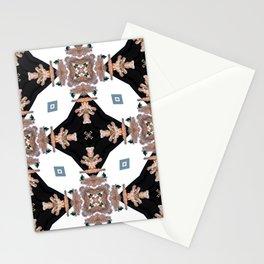Wonderful world - pattern no 49-2 Stationery Cards