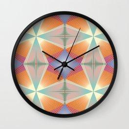 vintage deco Wall Clock