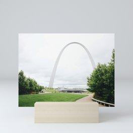 Gateway Arch Mini Art Print