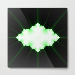 green vission Metal Print