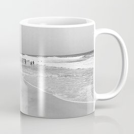 Long Walks on the Beach Coffee Mug