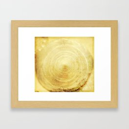 In the Circle of Life Framed Art Print