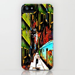 Run! iPhone Case
