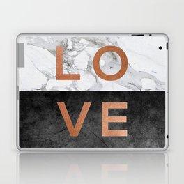 Love Copper Laptop & iPad Skin