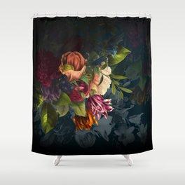 Night & Day Bouquet Shower Curtain