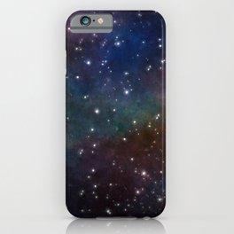 Dark Star iPhone Case
