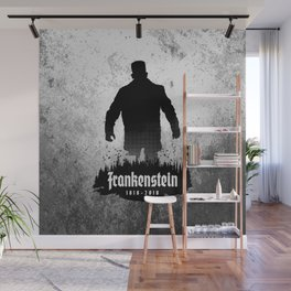 Frankenstein 1818-2018 - 200th Anniversary Wall Mural