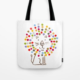 Dandy Lion Tote Bag