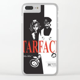 STARFACE Clear iPhone Case