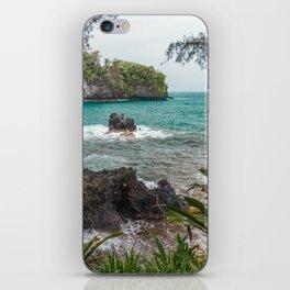 Hawaiian Turquoise Cove iPhone Skin