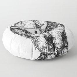 Hog Floor Pillow