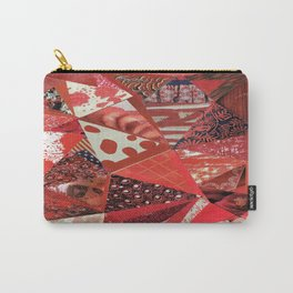 Collage - Red Hott Carry-All Pouch