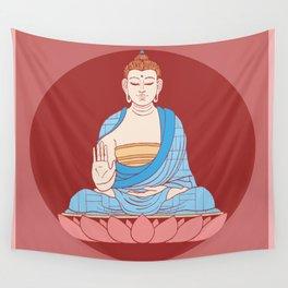 Gautama Buddha Wall Tapestry