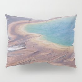 Yellowstone National Park  Panorama Number one  Pillow Sham