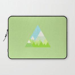 national park geometric pattern Laptop Sleeve