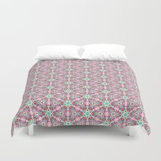 Watercolor Boho Dash 1 Duvet Cover