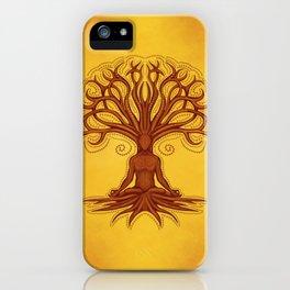 Kalpavriksha - Wishing tree iPhone Case