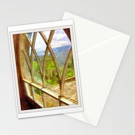 Church Window Stationery Cards