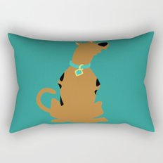 Scooby  Rectangular Pillow