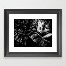 Just Sleeping Framed Art Print