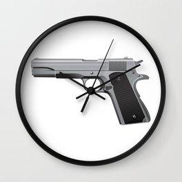 Browning Hi Power Wall Clock