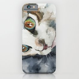 cat#13 iPhone Case