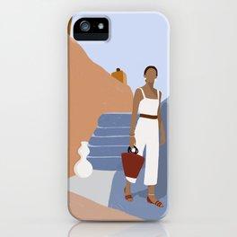 Wanderlust Women Travel iPhone Case