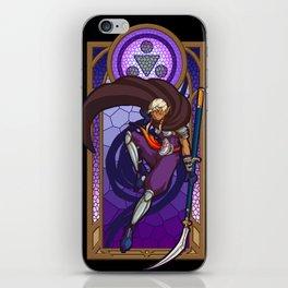 Sage of Shadows iPhone Skin