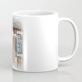 Barometer Cottage Coffee Mug