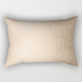Tahitian Summer Gold Rectangular Pillow