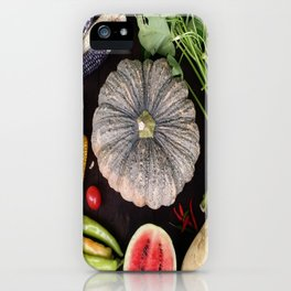 Nature's Wonderful Gift iPhone Case