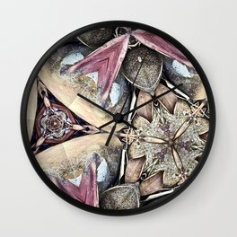 A Transformation No 2 Wall Clock