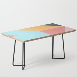 Geometric Pattern VII Coffee Table