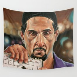 Jesus Quintana. Wall Tapestry