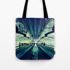 Layover Tote Bag
